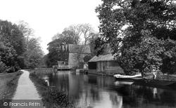 Godmanchester, Mill 1901
