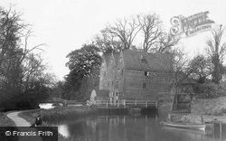 Godmanchester, Old Mill 1898