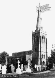 Godmanchester, Parish Church Of St Mary The Virgin 1901