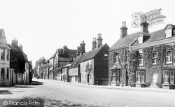 Godmanchester, Post Street 1901