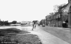 Godmanchester, The Causeway 1929