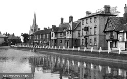 Godmanchester, The Causeway c.1950