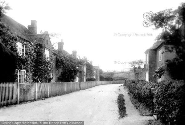 Godmersham, 1909