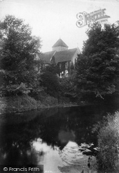 Godmersham, Church Of St Lawrence The Martyr 1909