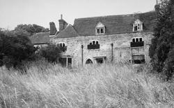 Godmersham, Court Lodge c.1950