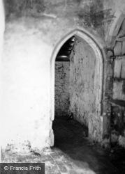 Godmersham, Court Lodge Doorway c.1950