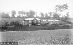 Godmersham, Eggerton Lodge 1909