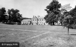 Godmersham, Godmersham Park c.1955