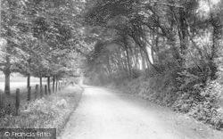 Godmersham, Lambley Road 1909