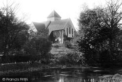 Godmersham, The Church 1906