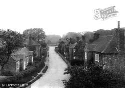 Godmersham, The Village 1909