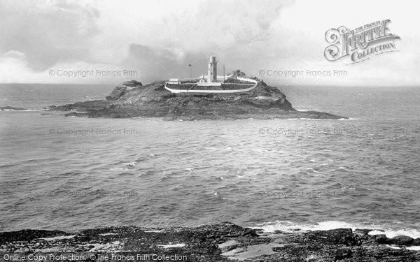 Godrevy Island photo