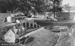 Godshill, The Chine And Shanklin Model Village c.1955