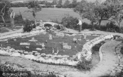 Godshill, The Garden Island, The Old Smithy c.1955