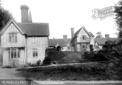 Godstone, Almshouses 1905