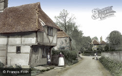 Church Lane 1905, Godstone