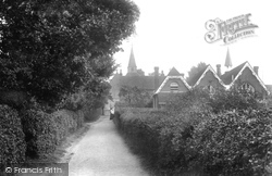 Godstone, Church Schools 1909