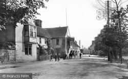 Godstone, Clayton Arms 1905