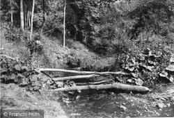 Godstone, Diana Fountain Woods 1907