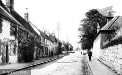 Godstone, High Street 1905
