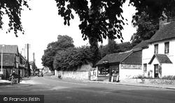 Godstone, High Street c.1955