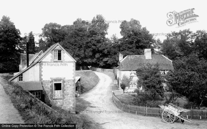 Godstone,Ivy Mill 1898,Surrey
