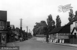 London Road c.1955, Godstone