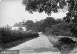 Godstone, Old Road 1898