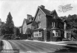 Godstone, Pear-Tree House 1908