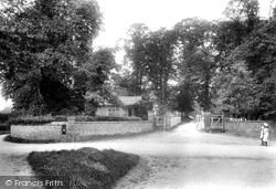 Godstone, Rooks Nest's Lodge 1909