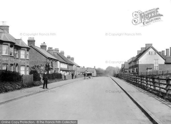 Photo of Godstone, Salisbury Road 1905