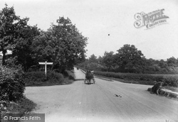 Godstone, The Cross Roads 1908