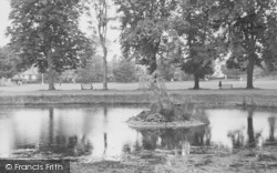 Godstone, The Pond c.1960