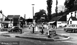 Godstone, The Triangle c.1965