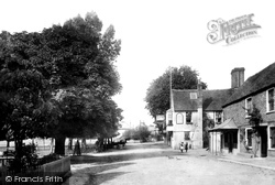 Godstone, The White Hart 1898