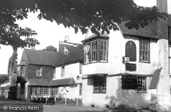 Godstone, The White Hart Hotel c.1955