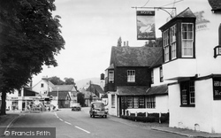 Godstone, The White Hart Hotel c.1965