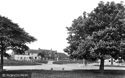 Godstone, Village Green 1930