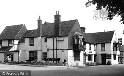 Godstone, White Hart Hotel c.1955