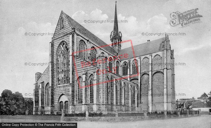 Photo of Goes, Groote Kerk c.1935