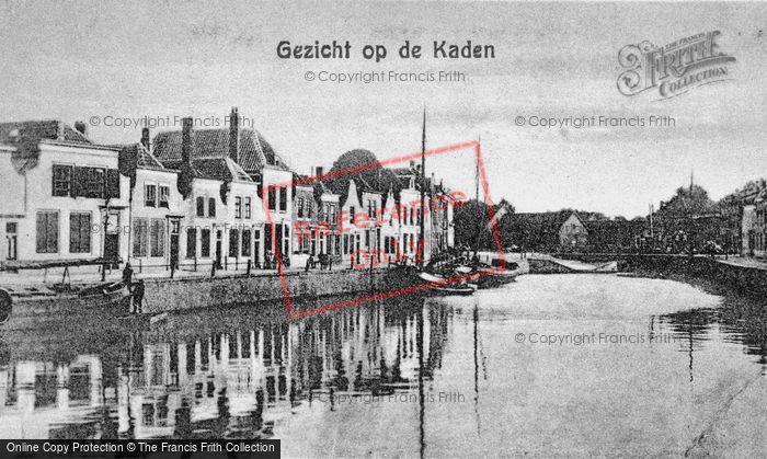 Photo of Goes, Kaden c.1935