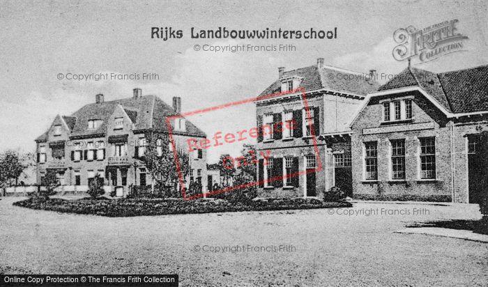 Photo of Goes, Rijks Landbouwwinterschool c.1935