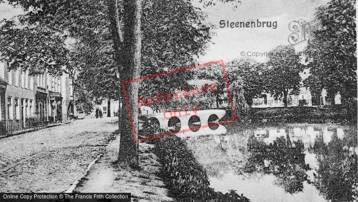 Photo of Goes, Steenenbrug c.1935