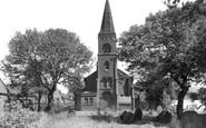 Goldenhill, St John's Church c1955