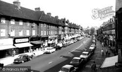 Read this memory of Golders Green, Greater London.