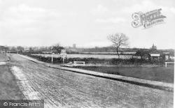 Golders Green, Crossroads 1904
