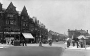 Example photo of Golders Green