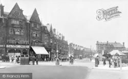 Golders Green, Crossroads c.1913