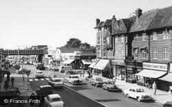 Golders Green, Golders Green Road c.1960