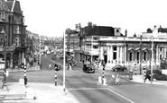 Golders Green, High Street c1955